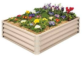 buy raised garden bed. Modren Garden Metal Raised Garden Bed Kit  Elevated Planter Box For Growing Herbs  Vegetables Flowers Intended Buy