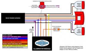 badlands harley sportster turn signal wiring diagram online Badlands Illuminator FXSTS Wiring-Diagram badlands harley sportster turn signal wiring diagram images gallery
