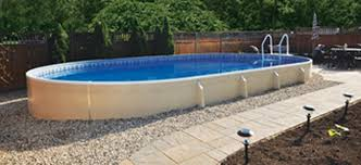 can an above ground pool have a deep end partial above ground pool44