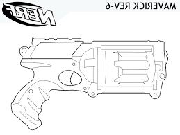 Nerf Gun Rival Coloring Pages Luxury On Free Special Offer Book With