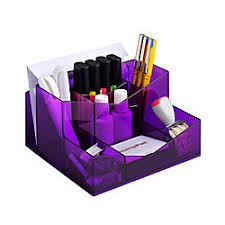 purple office decor. Purple Desk Accessories Bright Up Set PURPLE Office Decor
