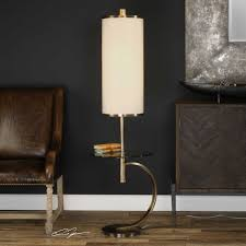 Uttermost Lighting Company Nadenka Floor Lamp Uttermost