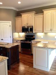 almond paint colorMatch A Paint Color To Your Cabinet And Countertop Maple Kitchen