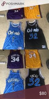 Champion Vintage Nba Jerseys Sizes 40 44 Charles Barkley