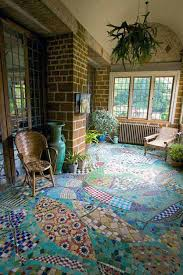 32 Highly Creative and Cool Floor Designs For Your Home and Yard  homesthetics design (6