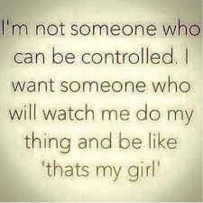 Girl Quotes And Sayings Interesting I Was Controlled For A Long Time By A Narcissistic Husband But It