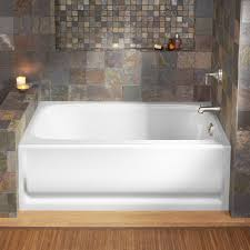 bathtub design bathroom kohler archer tub attractive combining white bathtub with enchanting tile wall best of