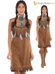 las red indian costume s pocahontas native american