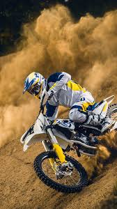 Motocross Action Wallpaper For Iphone X 8 7 6 Free