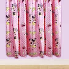Minnie Mouse Bedding Curtains