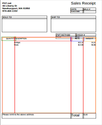 sale receipt template free sample sales receipt form 7 examples in word pdf