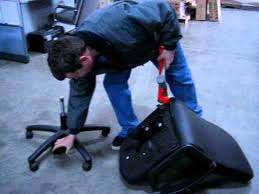 disassemble office chair. how to remove your task chair cylinder disassemble office c