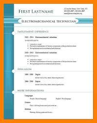 Free Resume Format Download Pdf Creative Resume Sample Free Download