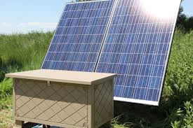 solar aeration installation photo gallery and solar aeration video