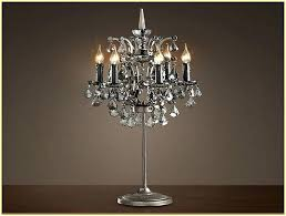 picturesque design crystal chandelier table lamps with regard to crystal chandelier with shade ideas crystal beaded
