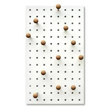 modern home peg it all pegboards