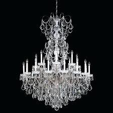 24 light chandelier new crystal chandeliers daniela