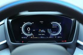 bmw i8 interior speedometer. Exellent Bmw Fully Digital Instruments Greet You They Change Colour Depending On The  Chassis Mode And Bmw I8 Interior Speedometer 8