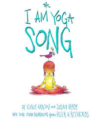 kids yoga teachers clroom teachers and pas will love sharing the i am yoga song with their kids to acpany the book and inspire their own yoga