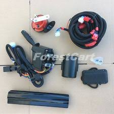 other golf car parts in compatible make yamaha golf cart street legal lsv wiring harness kit universal for ezgo club car yamaha
