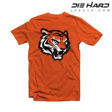 Cincinnati Shipping Logo fast Tee Orange Bengals Alternate Shirts -