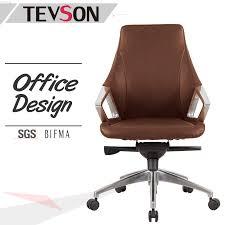china luxury mid back leather executive computer office chair china computer chair office chair