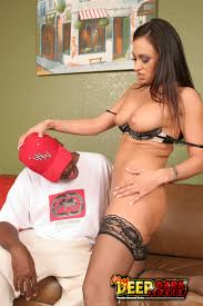 My Deep Dark Secret Claudia Valentine Gives A Black Man A Massage.