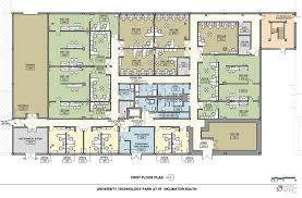 office space plans. beautiful space floor plan of incubator  south first to office space plans t