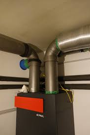 Wärmetauscher Projekthausbaude