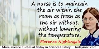 Florence Nightingale Quotes Cool Florence Nightingale Quotes On Nurse From 48 Science Quotes