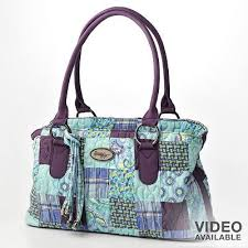 30 best Donna Sharp Quilted Fashions,Decor,Purses,& More images on ... & Donna Sharp Reese Quilted Patchwork Satchel. Quilted PurseQuilted ... Adamdwight.com