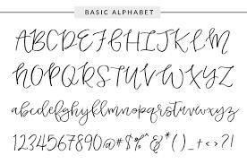 Duckbite Swash Calligraphy Font