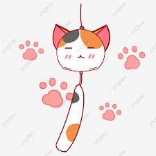 Hình ảnh Chuông Gió Mèo Hoạt Hình Dấu Chân Phim, Dấu, Chuông, Phim miễn phí  tải tập tin PNG PSDComment và Vector