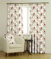 arabella ready made jacquard curtains