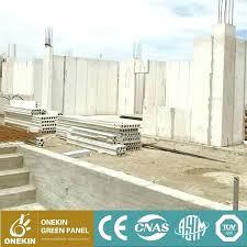 concrete wall panels exterior high strength lightweight exterior wall panel concrete wall panels exterior india