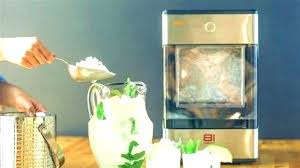 nugget ice maker opal pleasant enticing imagine 2 countertop commercial
