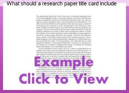 published scientific research paper introduction