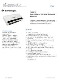 M600 5 Pid Manualzz Com