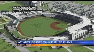 Atlanta Braves Stadium Design Atlanta Braves Talk Future Plans
