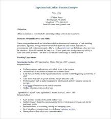 Kroger Resume Examples Cashier Job Description Resume Sample On Free Retail Spacesheep Co