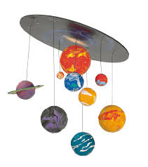 Great idea for school solar system model project. Let's see if a 7 yr old  can do