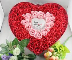 Kết quả hình ảnh cho bó hoa valentine đẹp