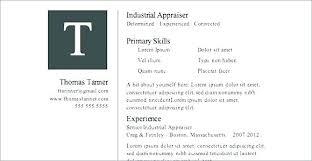 Google Resume Templates Free Fascinating Free Resume Templates 48 Google Docs Templates Free Ms Word