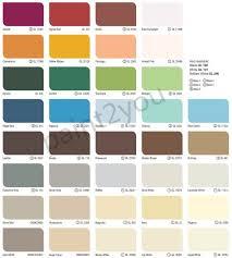 Dulux High Gloss Colour Chart Dulux Gloss Finish