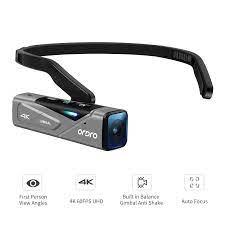 YouTube Vlogging Kameras für Blogger, ordro EP7 Tragbare Mini FPV 4K 60FPS  Video Kamera Camcorder mit WiFi Gimbal Stabilisator|Consumer Camcorders