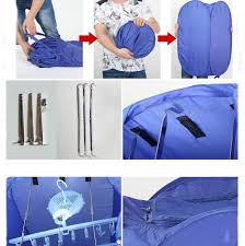 dryer that folds clothes. Portable Electric Clothes Folding Air Drying Machine Decor Home Ideas With Clothes. Dryer That Folds