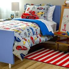 car bedding set racing car twin sized boys comforter set bed in a bag bedding sheet