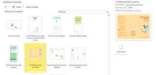 Pamphlet Template For Word 2007 Takeaway Design Brochure Template Word 2007 Webbacklinks Info