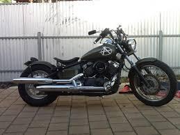 xvs650 custom 2007 bobber motorcycle