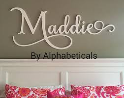 Baby Girl Wooden Letters for Nursery Name Sign Boy Wooden Signs Wall  Letters Wall Decor Nursery